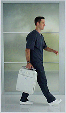 Siemens Acuson P300 portable ultrasound machine